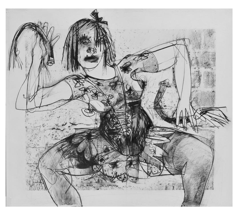 dancer-drawing